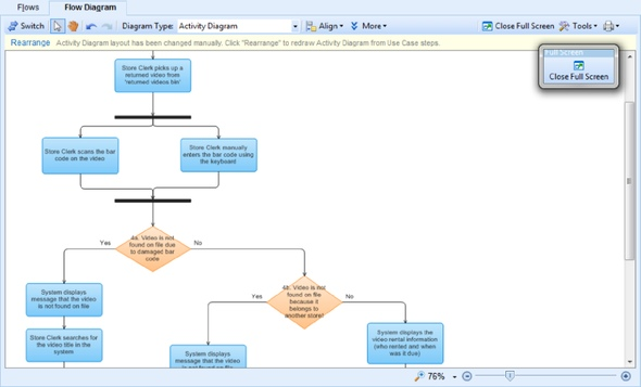 Visual use case use case authoring tool use case diagram tool visual use case ccuart Choice Image
